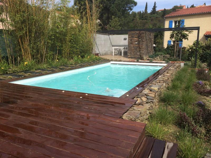 La piscine l ment central du jardin une piscine for Piscine dans un jardin de 50m2