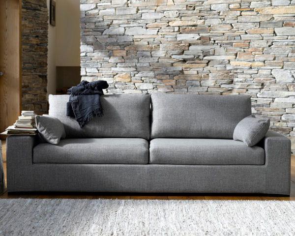 le canap sobre et l gant 15 canap s lits pratiques et tout confort journal des femmes. Black Bedroom Furniture Sets. Home Design Ideas