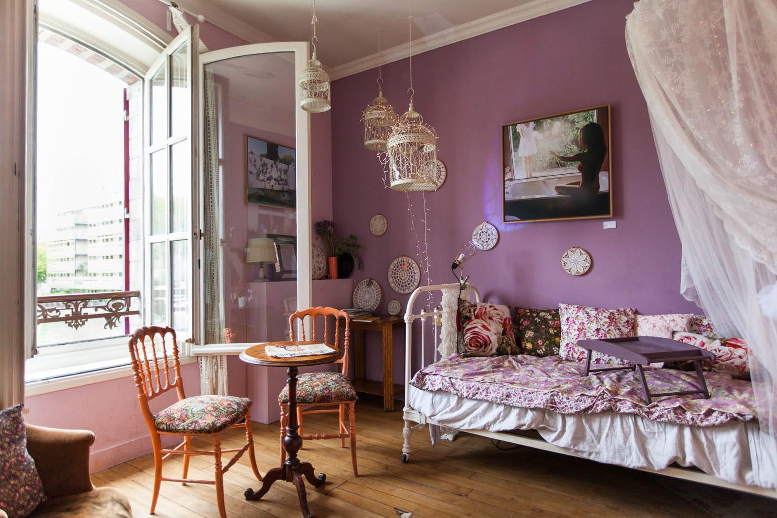 Maison du monde chambre romantique avec des - Maisons du monde montpellier ...