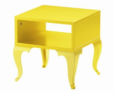 10 meubles et objets jaunes d co en jaune un air d 39 t journal des femmes. Black Bedroom Furniture Sets. Home Design Ideas