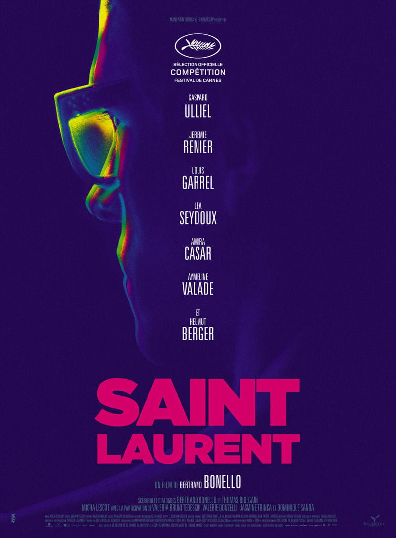 saint laurent affiche 2