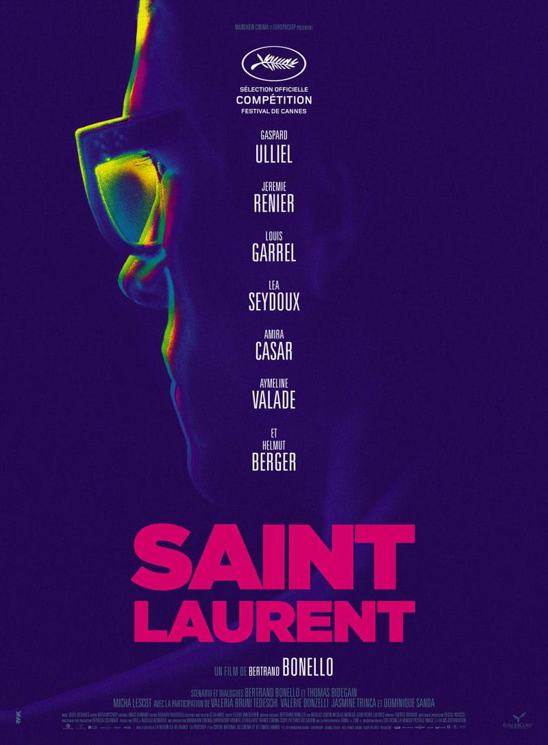 saint laurent affiche 2