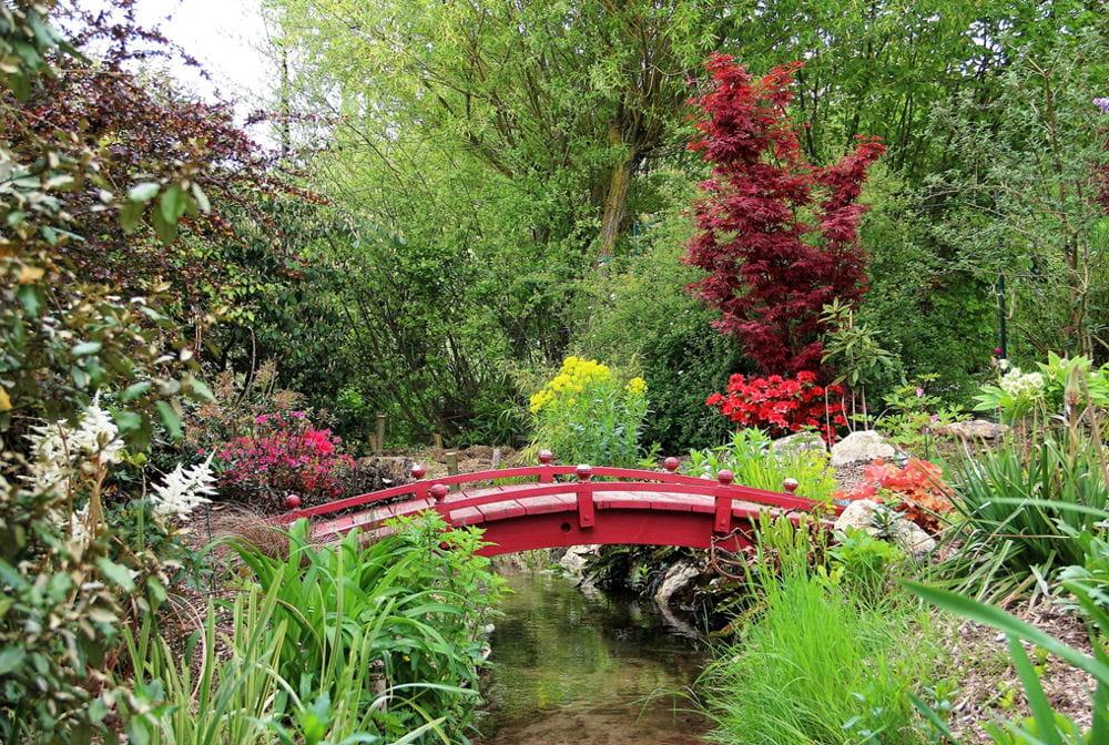 Les jardins d 39 essonne livrent leurs secrets journal des for Jardins exceptionnels