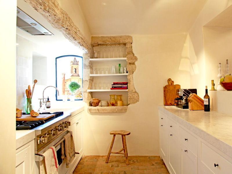 La cuisine en double i en image 5 plans pour bien for Plan pour amenager sa cuisine