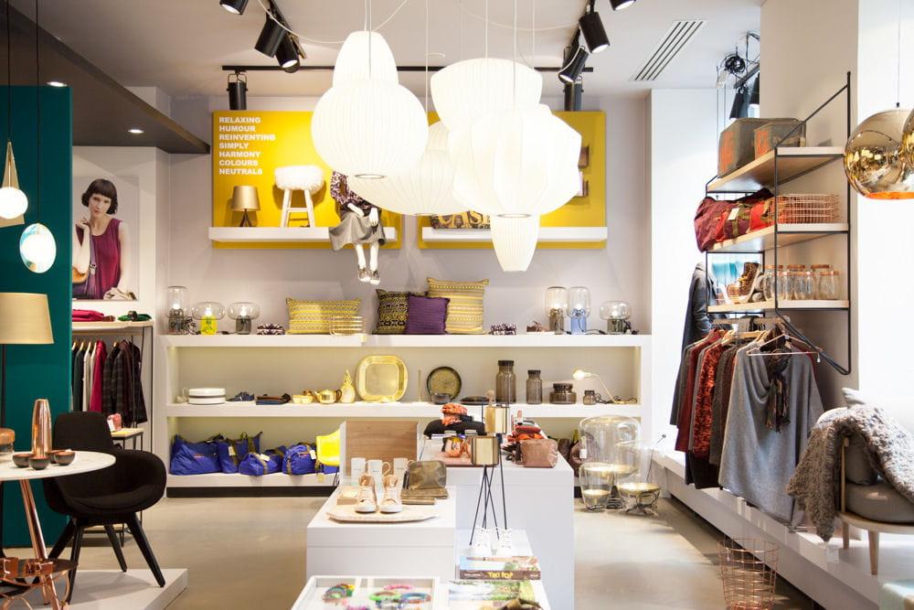 bensimon ouvre un nouvel home paris journal des femmes. Black Bedroom Furniture Sets. Home Design Ideas