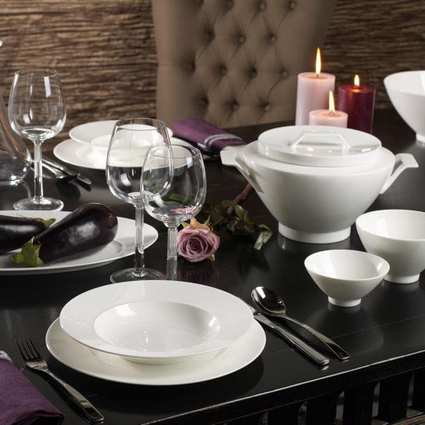 Service de table la classica nuova de villeroy boch for Service de table original