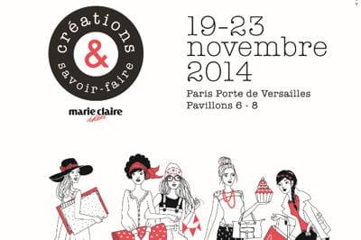 Concours cr ations savoir faire 25 invitations - Salon creation et savoir faire invitation ...