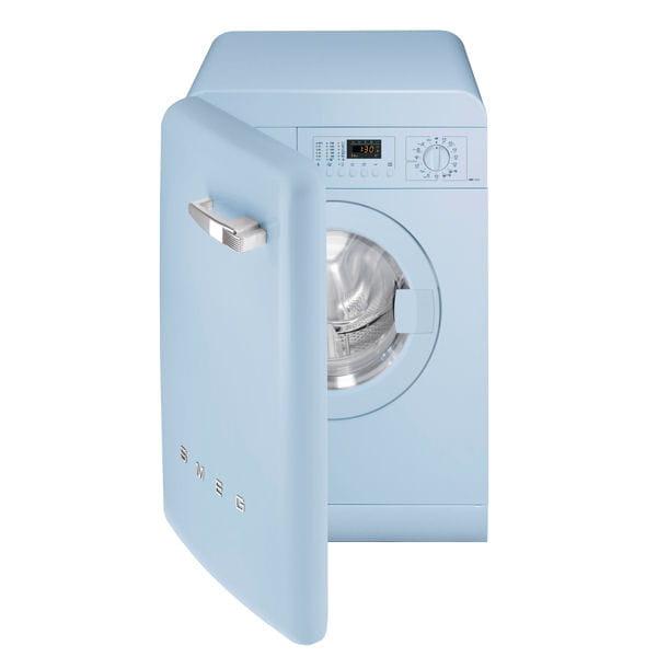 la machine laver r tro et l gante l 39 lectrom nager en mode r tro journal des femmes. Black Bedroom Furniture Sets. Home Design Ideas