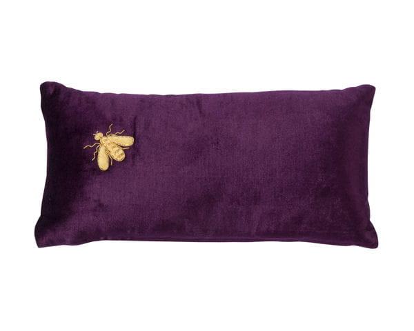 coussin collection abeille de du bout du monde no l des cadeaux d co moins de 40 euros. Black Bedroom Furniture Sets. Home Design Ideas