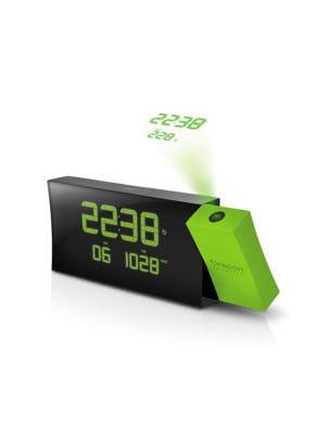 Radio r veil projecteur design d 39 oregon scientific cadeaux de no l des id es pour votre ado - Radio reveil garcon original ...