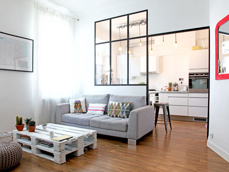 Un petit salon lumineux toujours plus d 39 id es pour for Decorer un petit salon