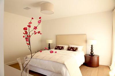 quelle couleur pour une chambre feng shui journal des. Black Bedroom Furniture Sets. Home Design Ideas
