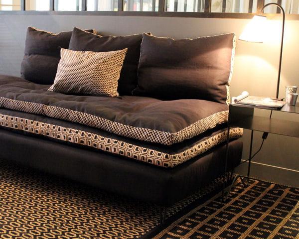 excellent banquette mon prince caravane chouette des banquettes with meuble de caravane. Black Bedroom Furniture Sets. Home Design Ideas