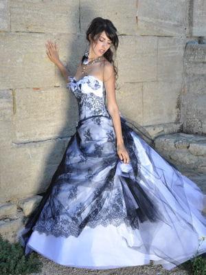 robe margot les mari es de provence robes de mari e vive la couleur journal des femmes. Black Bedroom Furniture Sets. Home Design Ideas