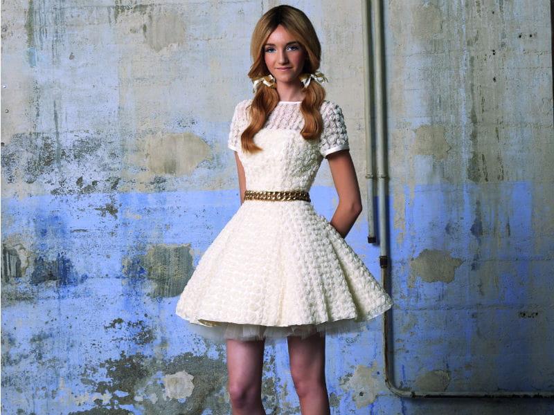 de TATI Mariage : Les nouvelles robes de mariée de William Carnimolla ...