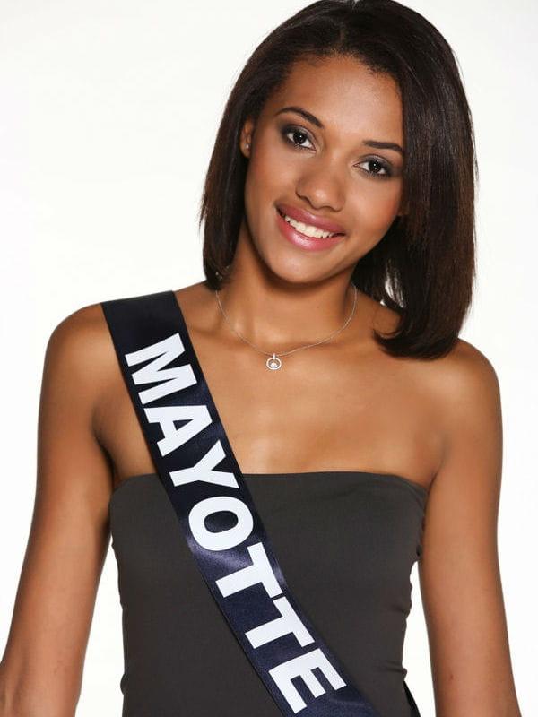 miss mayotte ludy langlade miss france qui sont les 33 candidates journal des femmes. Black Bedroom Furniture Sets. Home Design Ideas