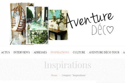 Le blog du moment aventure d co journal des femmes - Journal des femmes deco ...