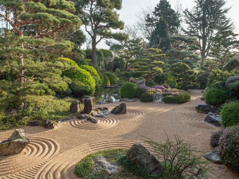 Le jardin de m ditation le jardin japonais un espace for Espace zen jardin