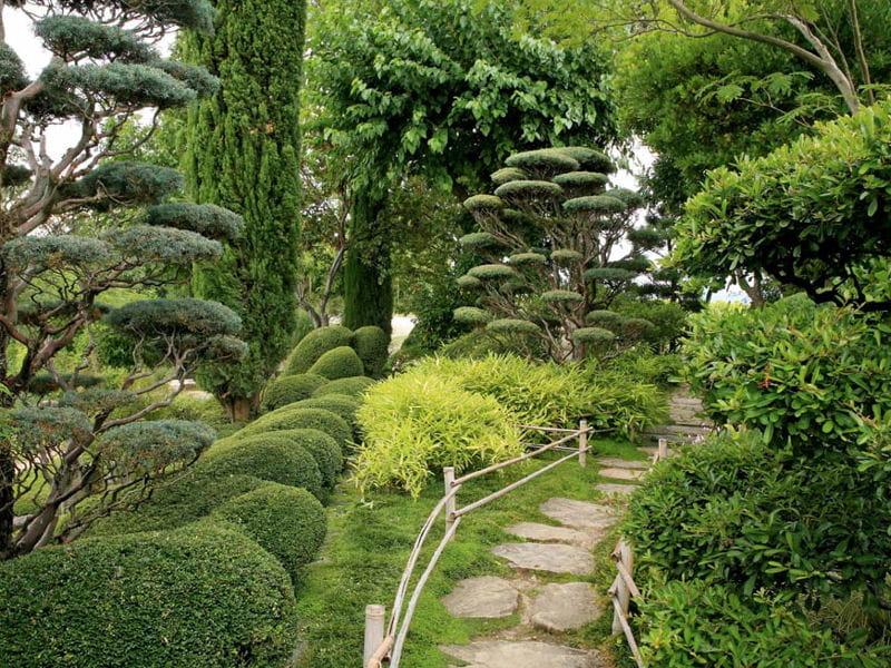 art et culture 2 le jardin japonais un espace de. Black Bedroom Furniture Sets. Home Design Ideas