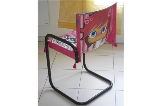 chaise d 39 colier manga les plus beaux meubles relook s des lectrices journal des femmes. Black Bedroom Furniture Sets. Home Design Ideas