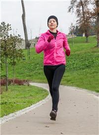 l'activité physique est déconseillé par temps très froid, en particulier aux