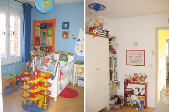 Chambre d 39 enfant maisons et jardins de lecteurs ao t for Chambre d enfant original