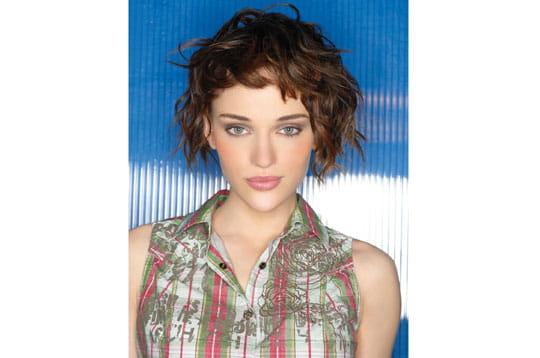 Carr effil ondul des coiffures pour tous les styles journal des femmes - Carre plongeant frise naturel ...