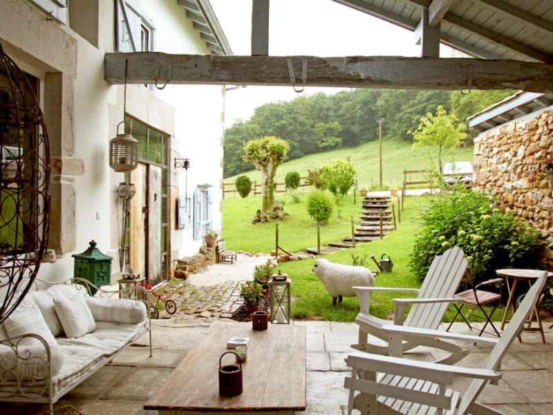 Best Comment Repeindre Un Salon De Jardin En Metal Ideas - Design ...