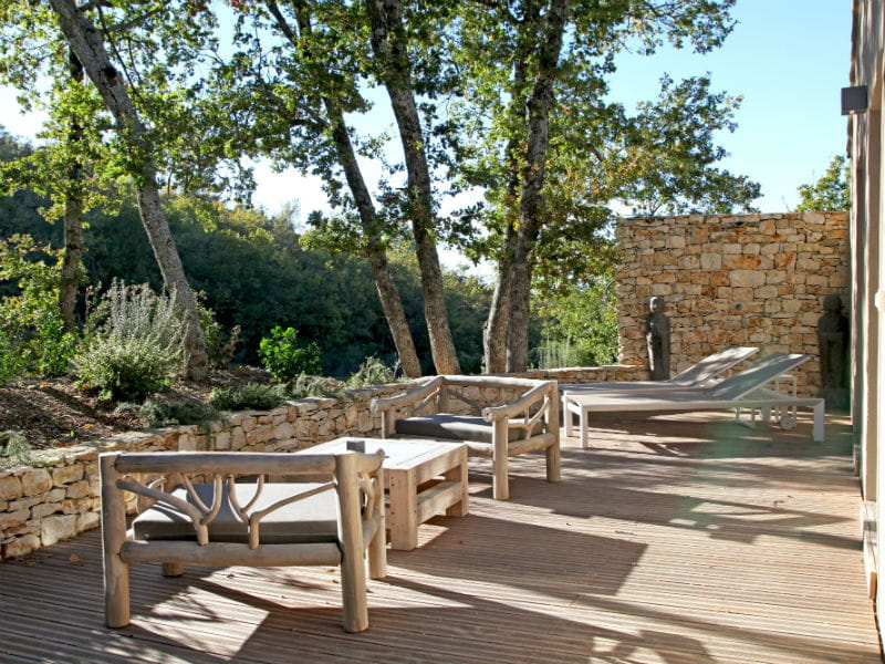 Un salon de jardin en bois massif salon de jardin les plus belles photos pour s 39 inspirer - Salon en bois massif ...