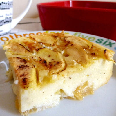 clafoutis pommes vanille sans gluten 65 recettes de clafoutis journal des femmes. Black Bedroom Furniture Sets. Home Design Ideas