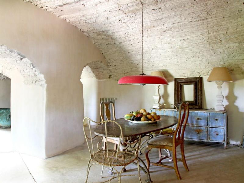 une salle manger qui raconte une histoire une d co 100 r cup 39 et brocante journal des femmes. Black Bedroom Furniture Sets. Home Design Ideas