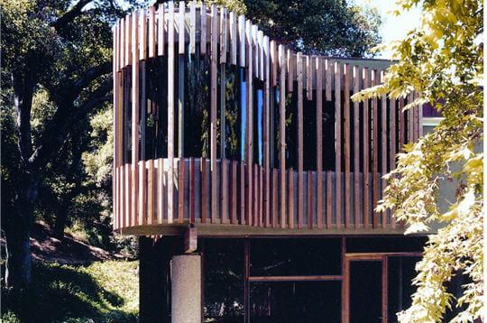 malibu meadows californie les plus belles maisons d 39 architecte du monde journal des femmes. Black Bedroom Furniture Sets. Home Design Ideas