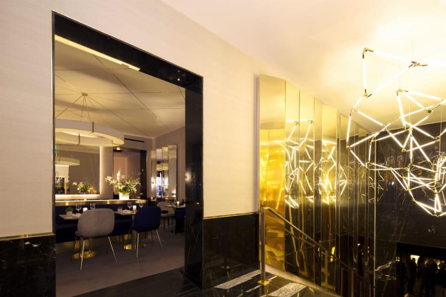 le salon du rez de chauss e. Black Bedroom Furniture Sets. Home Design Ideas