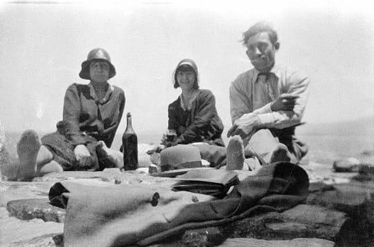 Pique nique sur la plage les ann es folles en photos journal des femmes - Pique nique original ...