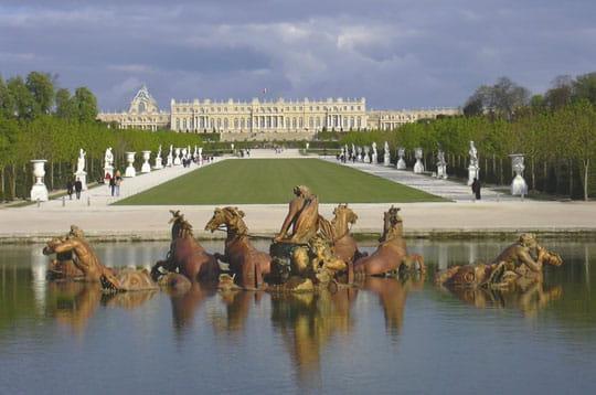 Ch teau de versailles les jardins du ch teau de - Jardin du chateau de versailles gratuit ...