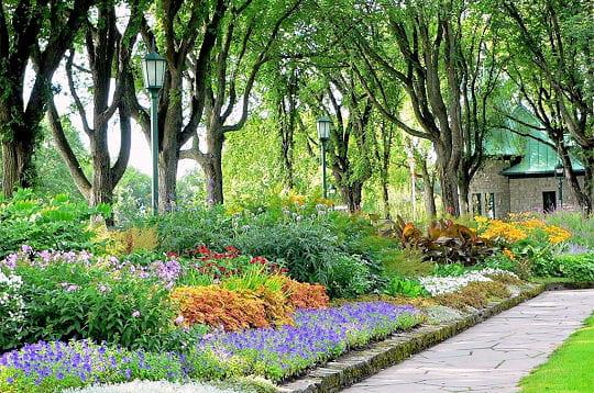 10 belles all es de lecteurs journal des femmes jardin for Le jardin des fleurs