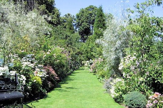 un jardin  u00e0 l u0026 39 anglaise en normandie