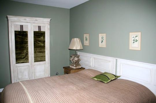 Patine et vert d 39 eau la marine de loire ou la douceur angevine journal des femmes for Peinture chambre vert amande