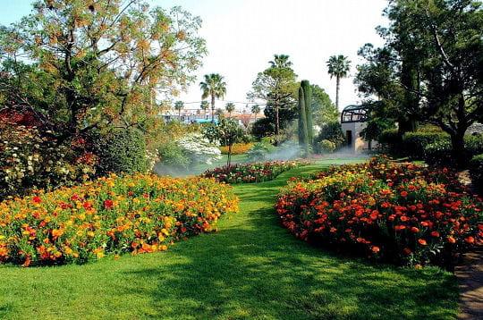 parc Phoenix à NICE France