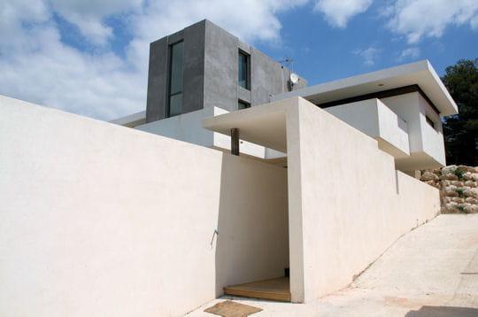 cubes et b ton maison d 39 architecte saint g ly. Black Bedroom Furniture Sets. Home Design Ideas