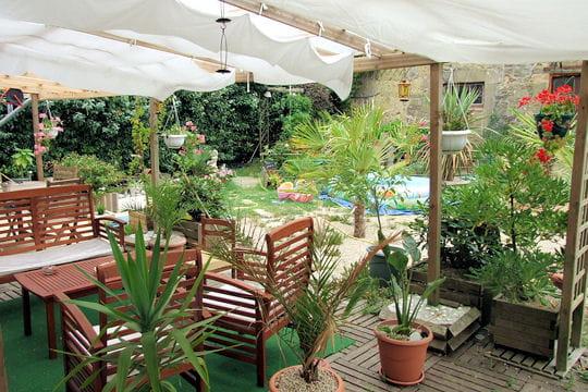 La terrasse voil e terrasse couverte les exemples - Deco jardin journal des femmes toulouse ...