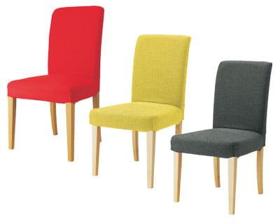 des chaises de toutes les couleurs. Black Bedroom Furniture Sets. Home Design Ideas