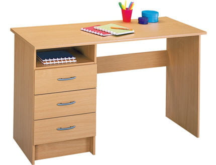 Un bureau traditionnel for Bureau prix