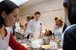 Les ateliers cours de cuisine journal des femmes magazine - Cours de cuisine dijon atelier des chefs ...