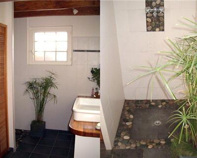 esprit nature 10 salles de bains de lecteurs journal des femmes. Black Bedroom Furniture Sets. Home Design Ideas