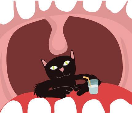 le saviez vous expression avoir un chat dans la gorge nuage ciel d 39 azur. Black Bedroom Furniture Sets. Home Design Ideas