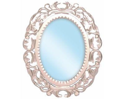 Miroir baroque 10 miroirs petit prix journal des femmes for Petit miroir original