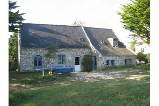 Maison typique au c ur de b nodet 20 maisons bretonnes journal des femmes - Entree bretonne typique ...