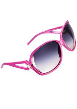 lunettes de soleil 'madrague' de dior
