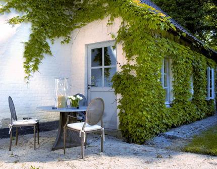 Le bonheur d 39 une maison de campagne esprit maison de for Deco maison de campagne rustique
